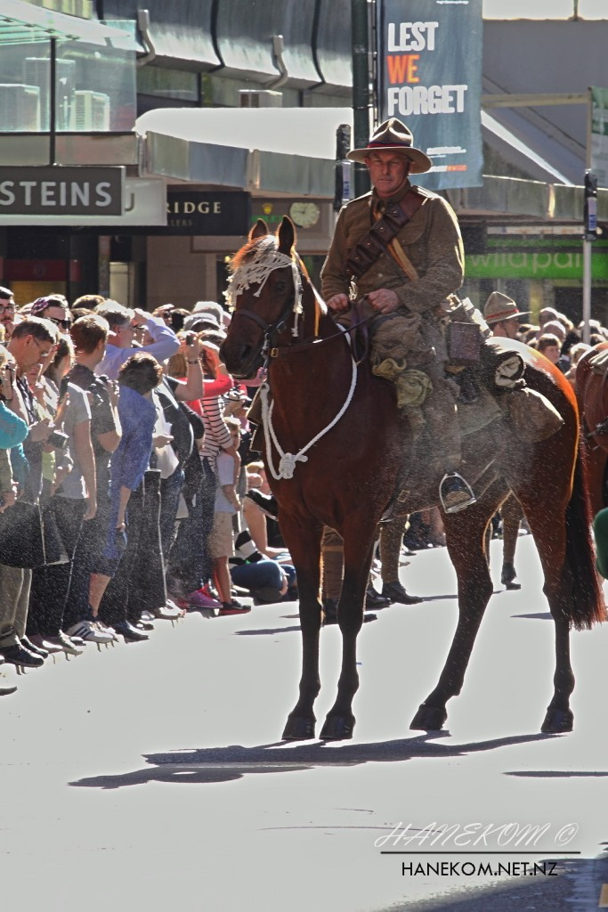 New Zealand Mounted Rifles